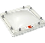 Polycarbonate (PC) domelights